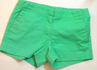 CREWCUTS FRANKIE Green Shorts Girls 12
