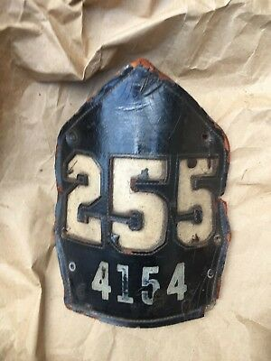 FDNY 1940's Engine Co. 255 Frontpiece