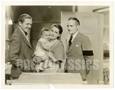 Norma Shearer Strange Interlude 1932 Vintage Original Photograph Shearer Estate