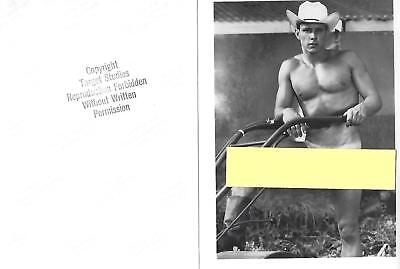 RARE Vintage Male Nude John Colby Gay Interest 8 Photos  Beefcake Target Studios