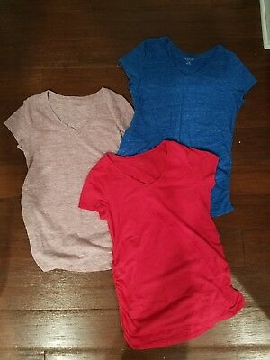 Women's Maternity clothes Lot Size Lg (more pics - super cute!) Nearly brand new