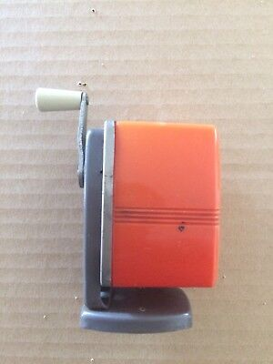 Vintage Coronet Pencil Sharpener, Made In England