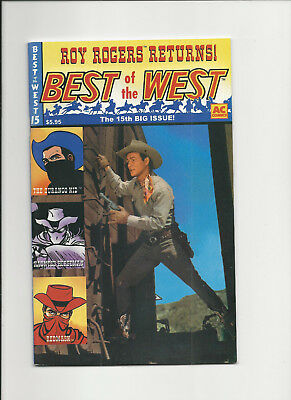 Neat 2000 Best Of The West Roy Rogers Returns Western Ac Comic Book Issue # 15