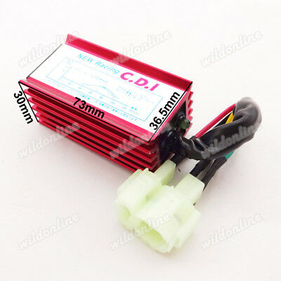 CDI Box For XR50 XR 70 80 XR100 CRF50 CRF 70 80 CRF100 Honda Pit Dirt Motor Bike