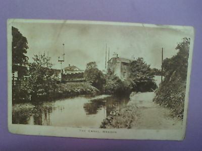 The Canal -  Weedon