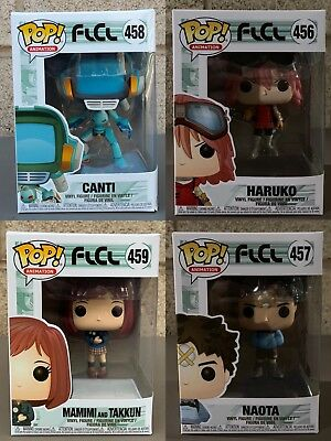 """Funko POP! Animation: FLCL """"Fooly Cooly"""""""