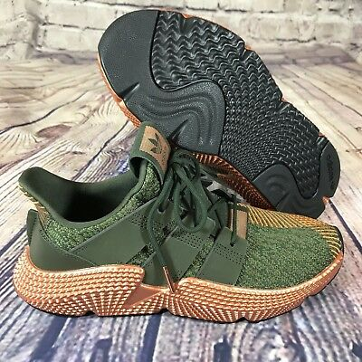 super popular 5db2c 8b334 Adidas Womens Prophere Originals night cargo copper metallic Casual Shoe  DA9616