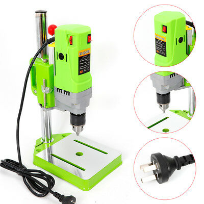 Drill Press Electric Bench Top Drill Adjustable Height Drilling Machine 710W DIY