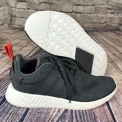 1c688b7e75539 ADIDAS NMD R2 GREY GREY FUTURE Harvest Men s Running Shoes BY3014 ...
