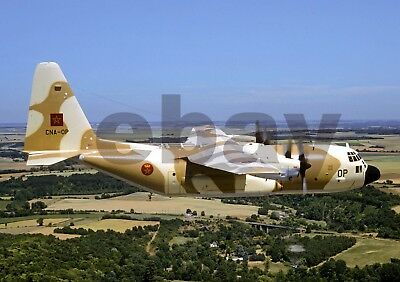 aviation  , photo  , aircraft , C130_MOROCCO AF MAROC AIR FORCES CNA-OP