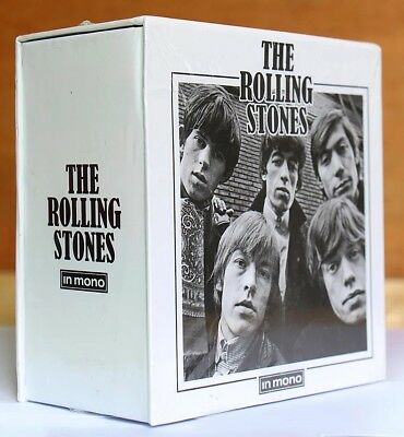 THE ROLLING STONES IN MONO 15 CD BOX SET LIMITED E. New sealed. Nuevo precintado
