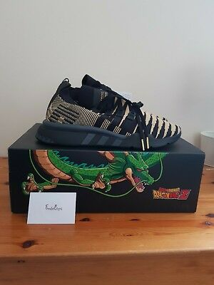 online retailer dc523 cf3a1 Adidas x Dragon Ball Z Super Shenron EQT Support Mid - UK 9