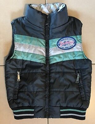 Urban Puffer Vest Size 6 Pumpkin Patch