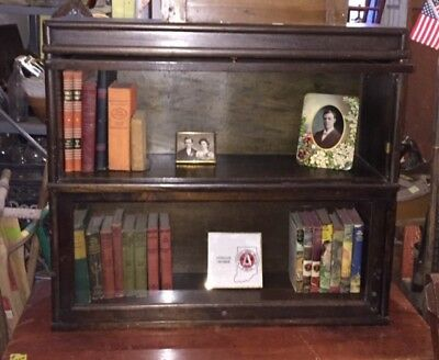 Vintage Remington-Rand Barrister Bookcase units