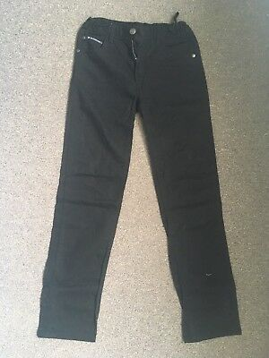 TILT Boy's Black Straight Leg Jeans Size 12