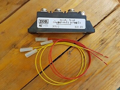 IRKT41/12 International Rectifier SCR Module Thyristor + Thyristor 45A 1200V