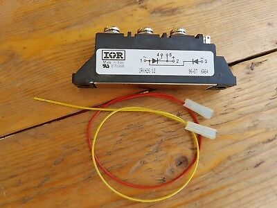 IRKH26/12 International Rectifier SCR Module Thyristor + Diode 27A 1200V