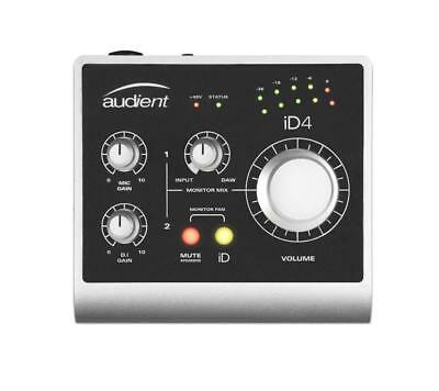 Audient iD4 USB Audio Interface(B-Stock)