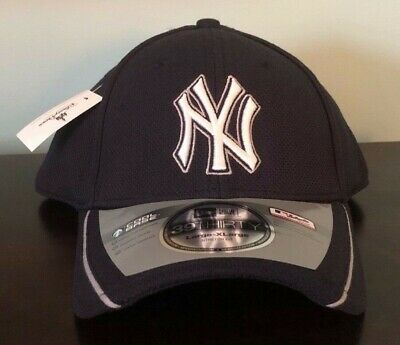 Authentic MLB New York Yankees New Era 39Thirty Stretch Baseball Cap Hat ( NEW) 0e0c19b4e05d