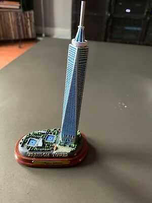 Freedom Tower New York Collectibles Display