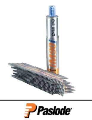 Paslode 142100 IM360Ci TX15 Nail Screws 50mm x 1250 Nails + 1 Fuel Cell
