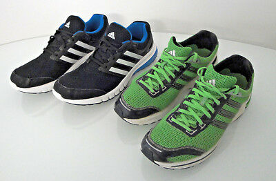 LOT 2 PAIRES de Baskets Adidas Taille 47 13 ou UK12 Running