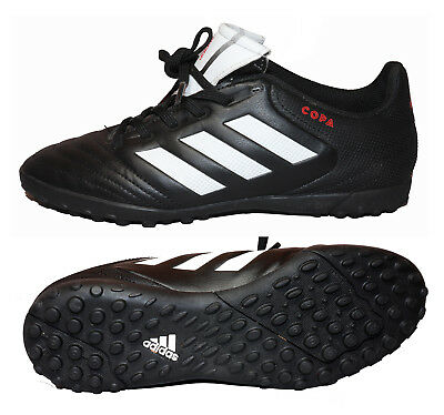 sale retailer 95ef9 ad653 Adidas Copa 17.4 Astro Turf Trainers Football Boots Soccer Lace Shoes UK 4
