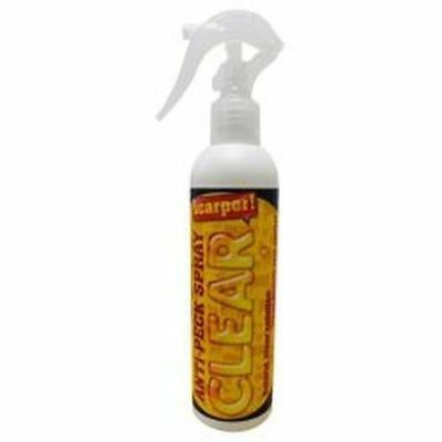 Scarper Clear Anti-peck Spray 1x 250ml - Prevents feather pecking & Cannibalism