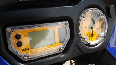 KTM Adventure speedo and tacho lenses