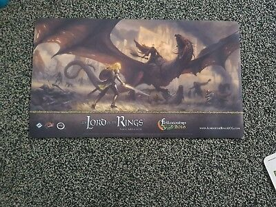 Lord of The Rings LCG Fellowship 2016 Playmat