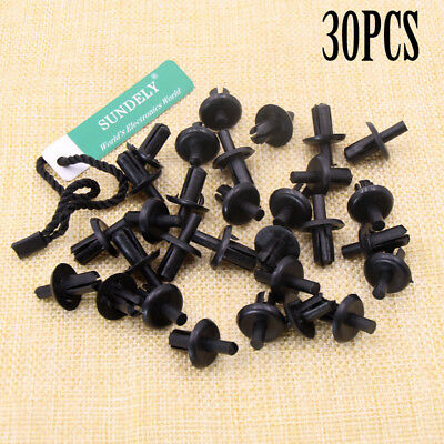 AFU1075 X60 For Land Rover Defender Wheel Arch Clips Mud Spat Eyebrow Rivet