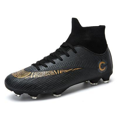 Men's Soccer Shoes Football Sneakers Soccer Cleats Fashion Outdoor Trainer Boots