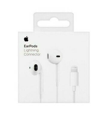 Original Apple EarPods with Lightning Connector for iPhone 7/ Plus 8/Plus X/XR