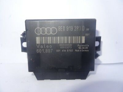 *Audi A4 Cabriolet 2007-2009 Parking Aid Control Unit 8E0919283D