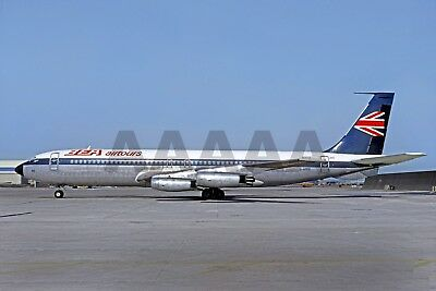 Aircraft , Aviation , Photo , Boeing 707_Bea Airtours_420_G-Apfk