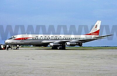 Aviation , Aircraft , Photo , Dc8_National Airlines_Fc_30_N7183C  1966