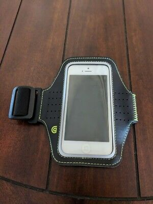 Sports jogging running gym Armband Apple iPhone 5/5s strap arm band