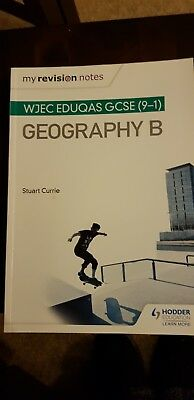 My Revision Notes: WJEC Eduqas GCSE (9-1) Geography B by Stuart Currie...