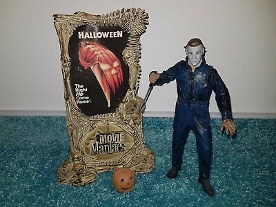 Halloween Michael Myers Action Figur Mcfarlane Movie Maniacs Series 2 NEUWERTIG