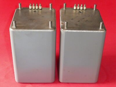 Transformers Filament For Tube 300B Western Electric  (Three Transformers)