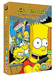 The Simpsons - Series 10 - Complete (DVD, 2007, 4-Disc Set, Box Set)