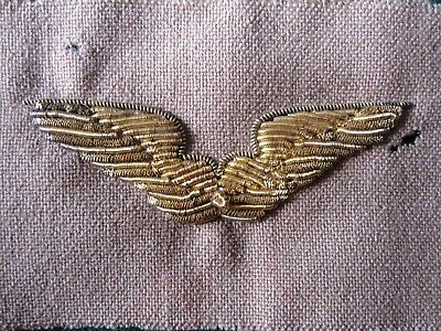 Direct Embroidered AAF Instructor Wings.