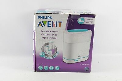 Philips AVENT 3-in-1 Electric Steam Sterilizer SCF284/05 - New Other