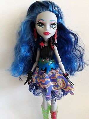 Ghoulia Yelps Sweet Screams Monster High Doll Excellent Used Condition Mattel