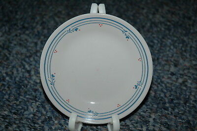 "Corning Corelle - COUNTRY VIOLETS - 6 3/4"" Bread and Butter Plates (2)"