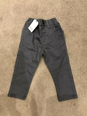 BNWT Next 18-24 Months Grey Trousers / Jeans