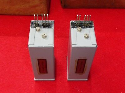 Western Electric T102 Output Transformers Triode Preaqmplifier GREAT SOUND --2--