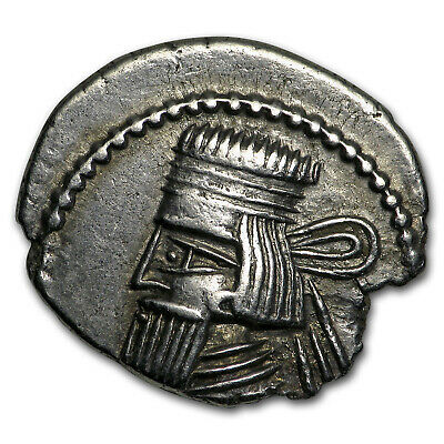 Parthian Empire Silver Drachm (1st-2nd centuries BC) - SKU#185584