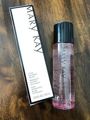 NEW Mary Kay Oil Free Eye Makeup Remover 3.75oz Full Size
