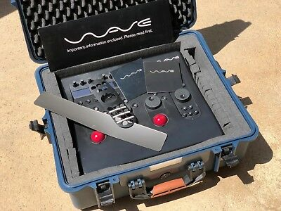 Tangent Wave with Hard Shell Case, Includes Porta Brace PB 2700 case